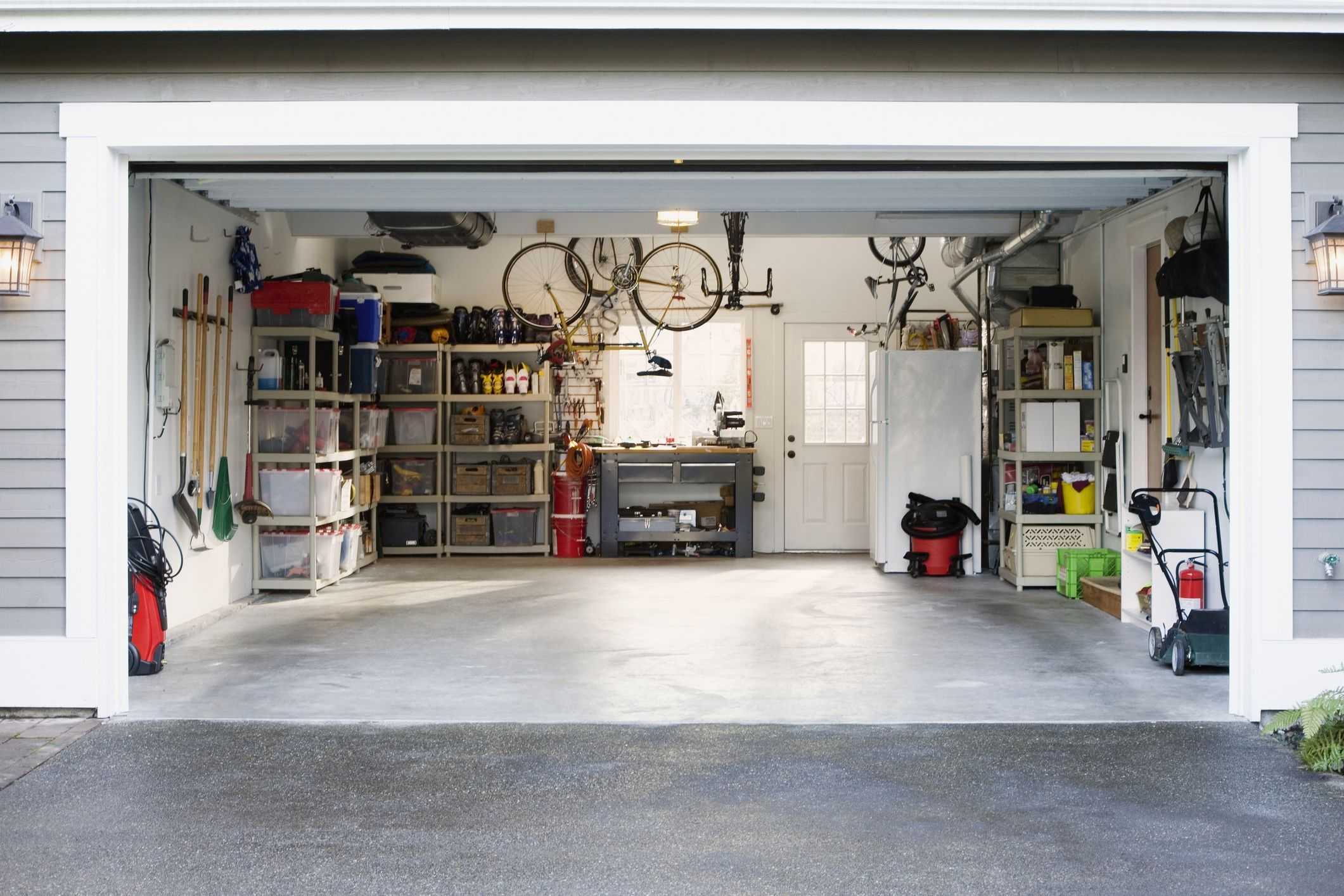 Tackling the garage the task at hand llc solutioingenieria Gallery